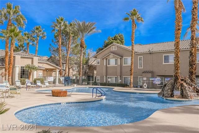 2152 Turquoise Ridge Street #102, Las Vegas, NV 89117 (MLS #2302365) :: Galindo Group Real Estate
