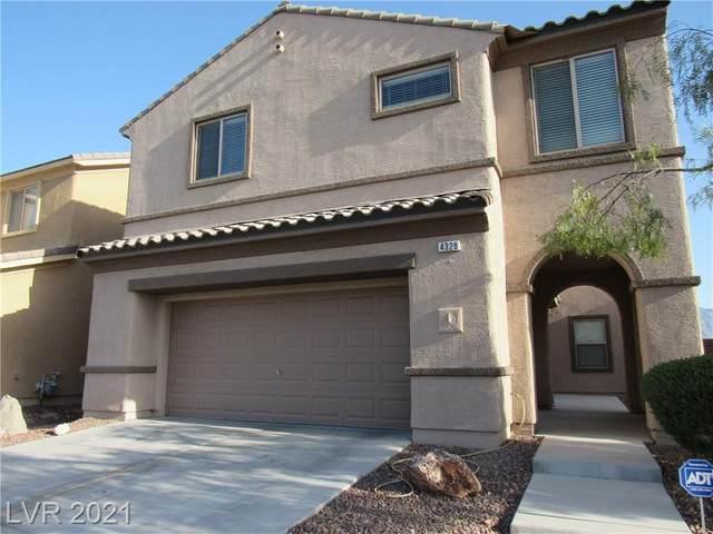 4328 Penguin Avenue, North Las Vegas, NV 89084 (MLS #2302368) :: Jack Greenberg Group