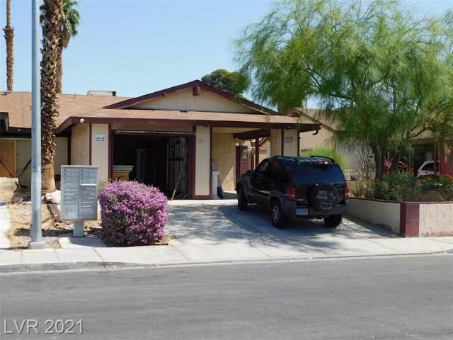 4682 Via Torino, Las Vegas, NV 89103 (MLS #2302376) :: ERA Brokers Consolidated / Sherman Group