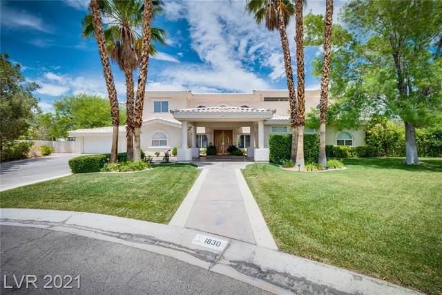 1830 Casa De Elegante Court, Las Vegas, NV 89117 (MLS #2302378) :: Jack Greenberg Group
