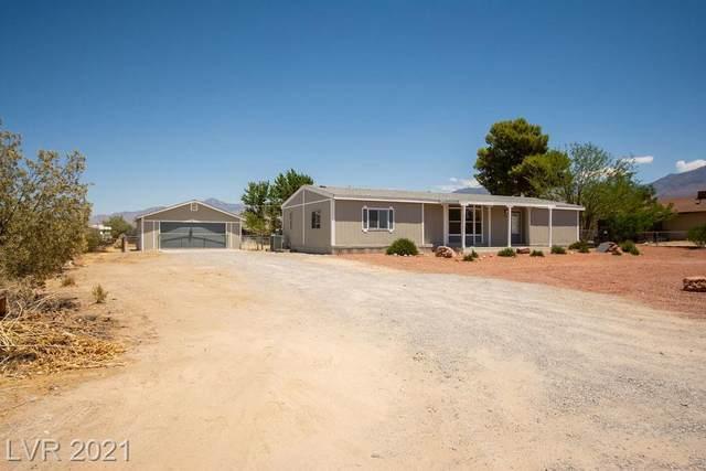 570 Fehrs Way, Pahrump, NV 89060 (MLS #2302404) :: Custom Fit Real Estate Group