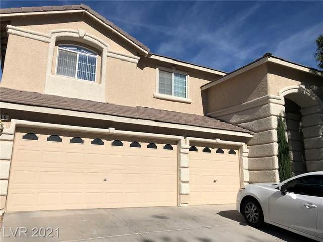 410 Baldur Run Street, Las Vegas, NV 89148 (MLS #2302419) :: Jeffrey Sabel