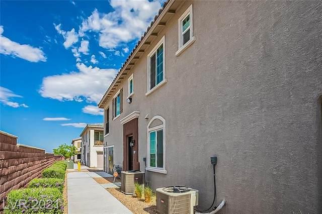 8466 Classique Avenue #106, Las Vegas, NV 89178 (MLS #2302440) :: Lindstrom Radcliffe Group