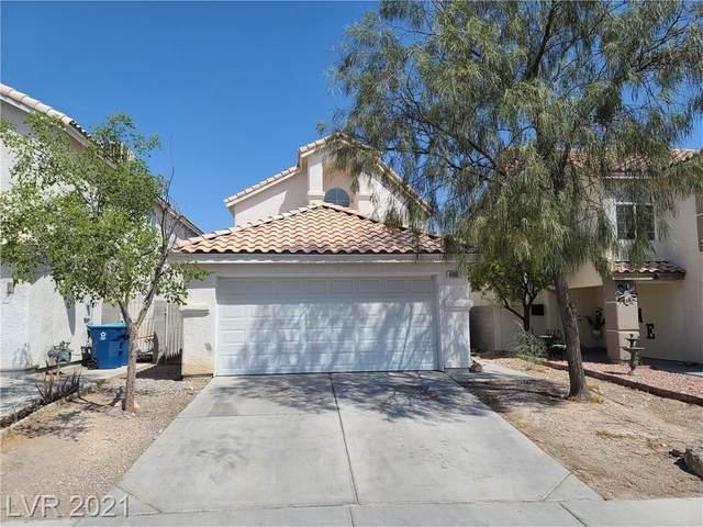 4186 Dobson Drive, Las Vegas, NV 89115 (MLS #2302459) :: Lindstrom Radcliffe Group