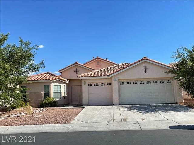 8777 Frasure Falls Avenue, Las Vegas, NV 89178 (MLS #2302460) :: Jeffrey Sabel