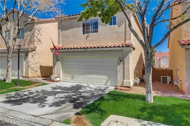 5556 Cactus Thorn Avenue, Las Vegas, NV 89118 (MLS #2302471) :: Team Michele Dugan