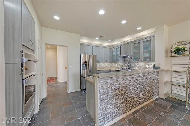 9328 Eagle Ridge Drive, Las Vegas, NV 89134 (MLS #2302484) :: Signature Real Estate Group
