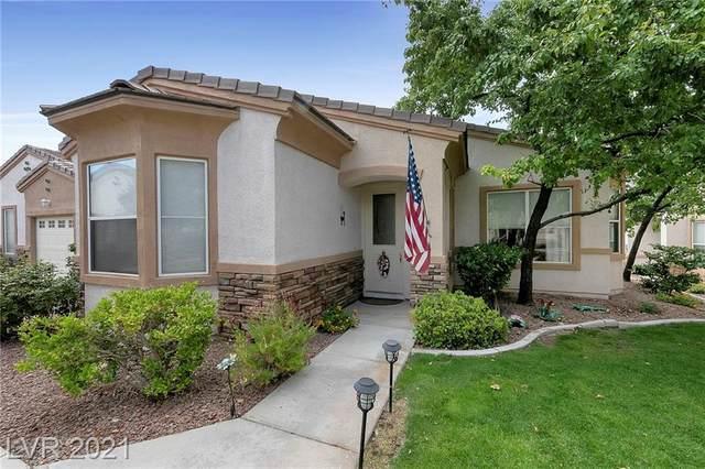 235 Garrett Lane #1, Boulder City, NV 89005 (MLS #2302524) :: Lindstrom Radcliffe Group