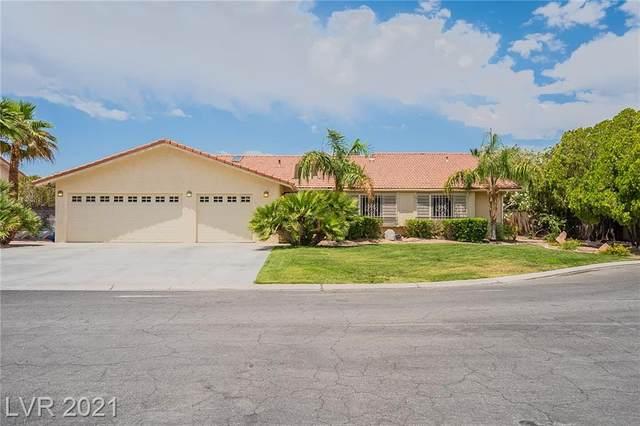 1762 Pandora Drive, Las Vegas, NV 89123 (MLS #2302545) :: Signature Real Estate Group