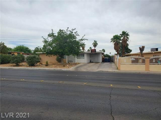1694 Vegas Valley Drive, Las Vegas, NV 89169 (MLS #2302548) :: Hebert Group   Realty One Group