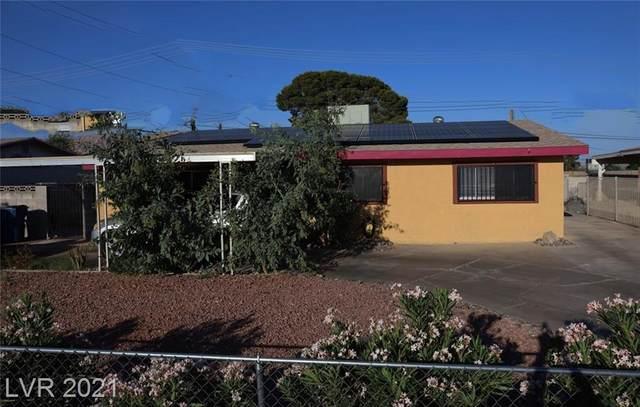 2934 Parkdale Avenue, Las Vegas, NV 89121 (MLS #2302560) :: Hebert Group   Realty One Group