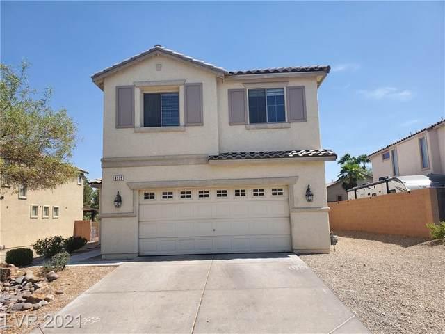 4935 Bella Strada Court, Las Vegas, NV 89141 (MLS #2302564) :: Signature Real Estate Group