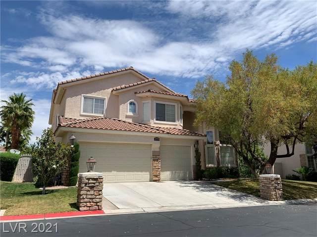 9664 Irvine Bay Court, Las Vegas, NV 89147 (MLS #2302580) :: Signature Real Estate Group