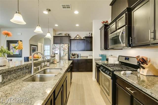 19 Woodland Pines Road, Las Vegas, NV 89148 (MLS #2302581) :: Lindstrom Radcliffe Group