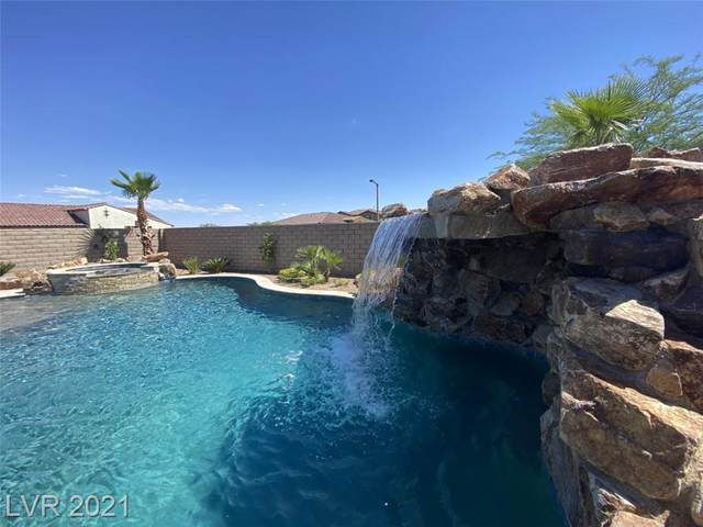 11815 Spadari Court, Las Vegas, NV 89138 (MLS #2302594) :: Jeffrey Sabel