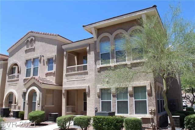 10550 W Alexander Road #2202, Las Vegas, NV 89129 (MLS #2302599) :: Jack Greenberg Group
