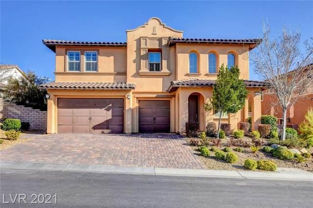 12114 Highland Vista Way, Las Vegas, NV 89138 (MLS #2302610) :: Hebert Group   Realty One Group