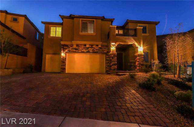 2810 Athens Ridge Drive, Henderson, NV 89052 (MLS #2302653) :: DT Real Estate