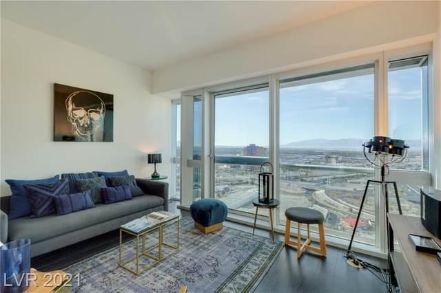 4471 Dean Martin Drive #4004, Las Vegas, NV 89103 (MLS #2302660) :: DT Real Estate