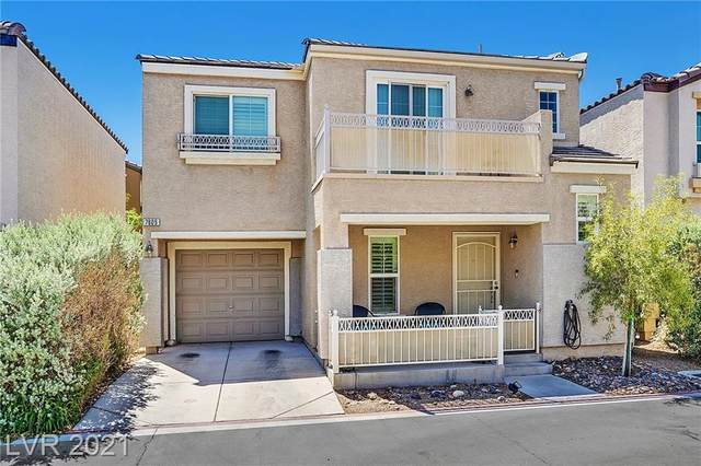 7605 Scrolling Crest Court, Las Vegas, NV 89149 (MLS #2302661) :: Signature Real Estate Group
