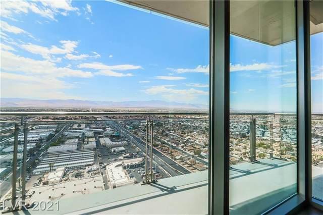 4381 W Flamingo Road #3301, Las Vegas, NV 89103 (MLS #2302663) :: Hebert Group | Realty One Group