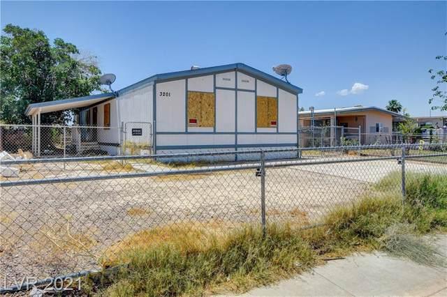 3201 Lillis Avenue, North Las Vegas, NV 89031 (MLS #2302677) :: Lindstrom Radcliffe Group