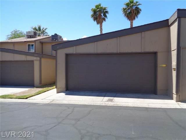 4231 White Sands Avenue, Las Vegas, NV 89121 (MLS #2302680) :: DT Real Estate