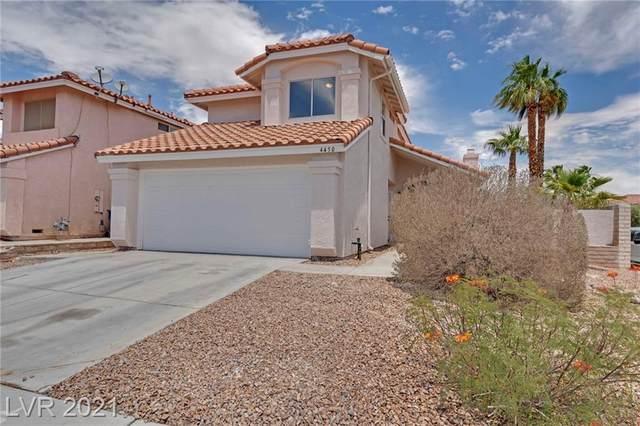 4450 Collingwood Street, Las Vegas, NV 89147 (MLS #2302700) :: Jack Greenberg Group