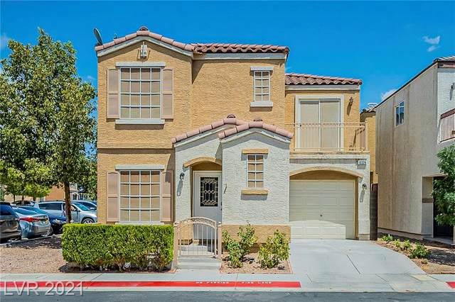 10326 Midnight Iris Street, Las Vegas, NV 89183 (MLS #2302701) :: Custom Fit Real Estate Group