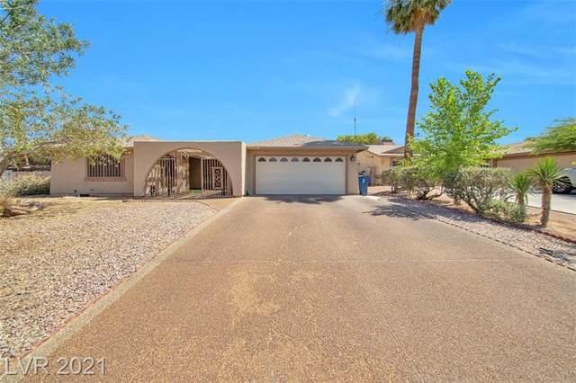3621 E Hacienda Avenue, Las Vegas, NV 89120 (MLS #2302707) :: Jeffrey Sabel