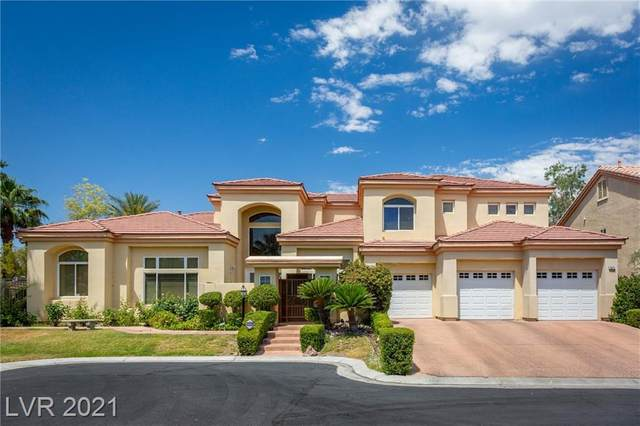 3575 Shelome Court, Las Vegas, NV 89121 (MLS #2302730) :: Lindstrom Radcliffe Group