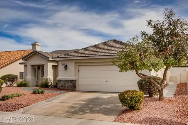 9705 Destiny Avenue, Las Vegas, NV 89129 (MLS #2302754) :: Signature Real Estate Group