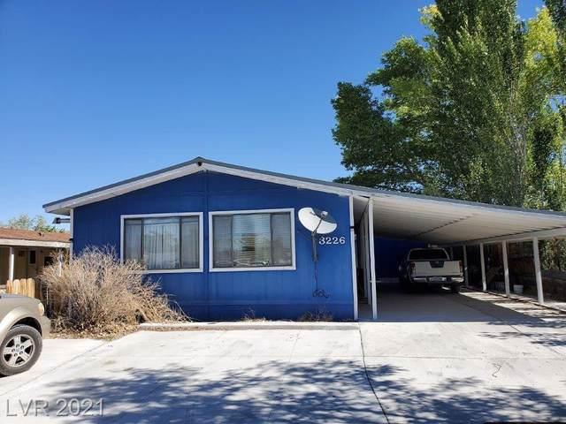 3226 Golden Mountain Lane #3, Tonopah, NV 89049 (MLS #2302755) :: Team Michele Dugan