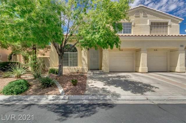 8436 Vast Horizon Avenue, Las Vegas, NV 89129 (MLS #2302760) :: The Shear Team