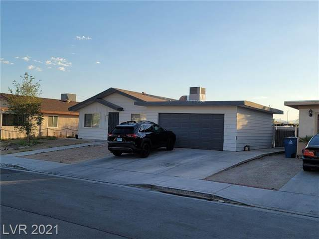 4027 Boratko Street, Las Vegas, NV 89115 (MLS #2302819) :: Jack Greenberg Group
