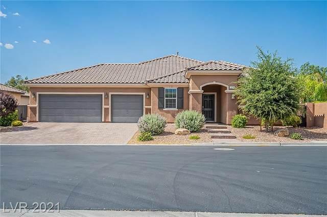 370 Moon Aura Avenue, Las Vegas, NV 89183 (MLS #2302828) :: Hebert Group | Realty One Group