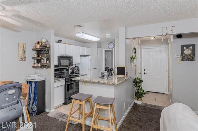 2200 S Fort Apache Road #1033, Las Vegas, NV 89117 (MLS #2302848) :: Custom Fit Real Estate Group