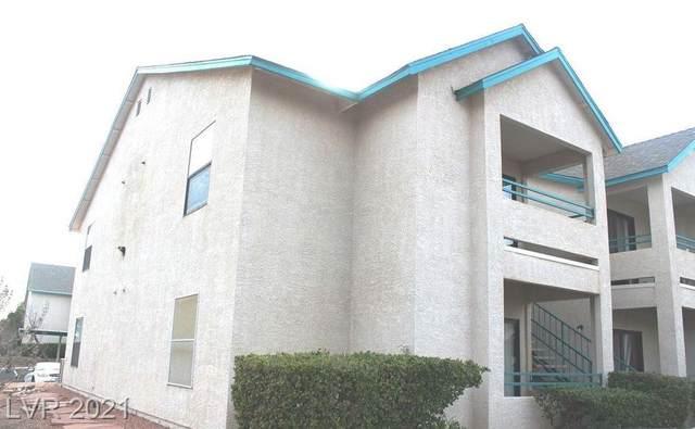 5271 Lindell Road #204, Las Vegas, NV 89118 (MLS #2302856) :: Galindo Group Real Estate