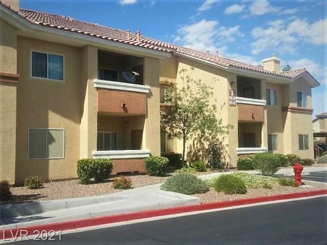 1050 E Cactus Avenue #1011, Las Vegas, NV 89183 (MLS #2302866) :: Jack Greenberg Group