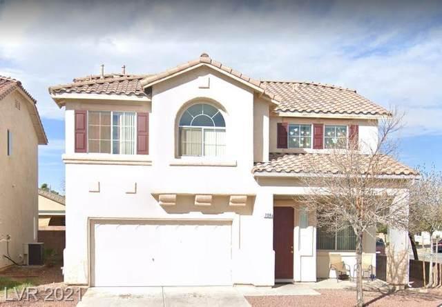 7134 Portia Court, Las Vegas, NV 89113 (MLS #2302879) :: Galindo Group Real Estate
