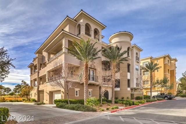 9213 Las Manaitas Avenue #201, Las Vegas, NV 89144 (MLS #2302917) :: Lindstrom Radcliffe Group