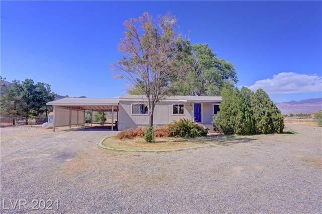 2620 Ambler Way, Pahrump, NV 89060 (MLS #2302927) :: Signature Real Estate Group
