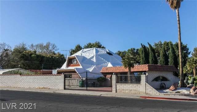 629 Northridge Drive, Boulder City, NV 89005 (MLS #2302944) :: Signature Real Estate Group