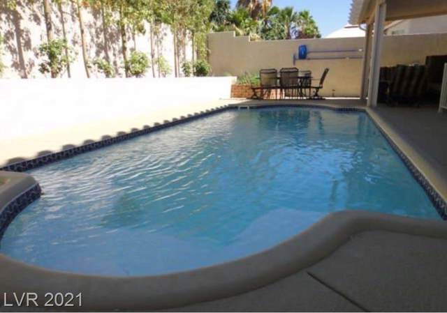 9820 Ramhorn Canyon Street, Las Vegas, NV 89183 (MLS #2302955) :: Vestuto Realty Group