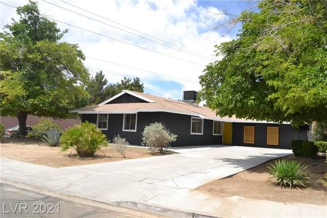 101 Azalea Circle, Las Vegas, NV 89107 (MLS #2302969) :: Lindstrom Radcliffe Group