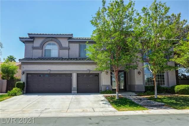 1513 Augusta Glen Avenue, Las Vegas, NV 89123 (MLS #2302970) :: Signature Real Estate Group