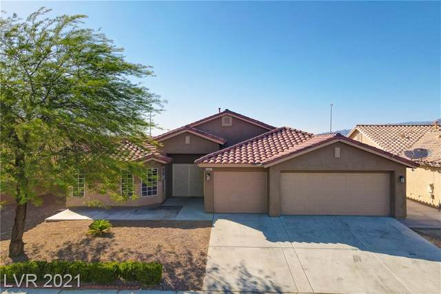 6437 Raptor Court, North Las Vegas, NV 89084 (MLS #2303019) :: Jack Greenberg Group