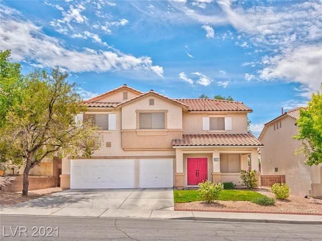 6527 American Beauty Avenue, Las Vegas, NV 89142 (MLS #2303035) :: Lindstrom Radcliffe Group