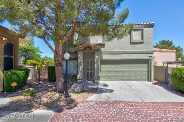 3305 Cheltenham Street, Las Vegas, NV 89129 (MLS #2303051) :: Jack Greenberg Group