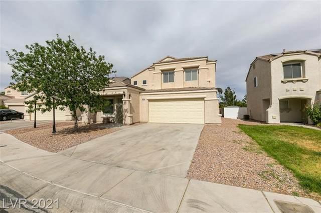 6136 Crystal Cascade Street, Las Vegas, NV 89130 (MLS #2303059) :: Team Michele Dugan